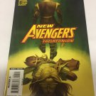 New Avengers The Reunion #4 of 4 (2009) very fine / near mint comic (Dark Reign) (st1)