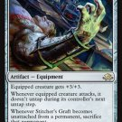 MTG Stitcher's Graft (Eldritch Moon) near mint card Rare
