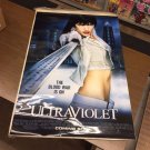 ULTRAVIOLET / ORIGINAL ONE-SHEET TEASER MOVIE POSTER w MILLA JOVOVICH 27x40