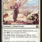 MTG Aethergeode Miner (Aether Revolt) near mint card Rare