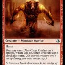 MTG Ahn-Crop Crasher (Amonkhet) near mint card Common