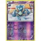 Pokemon CCG BW Plasma Blast Golett - 45/101 (Reverse Foil) near mint card