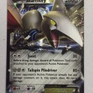 Pokemon Skarmory EX 80/146 near mint card Ultra Rare Card
