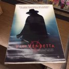 V FOR VENDETTA (2006) ORIGINAL ADVANCE MOVIE POSTER 27 x 40 inches