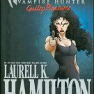 Anita Blake Vampire Hunter Guilty Pleasures HC Hard Cover Laurell K. Hamilton