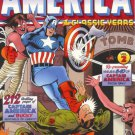 Captain America: The Classic Years, Volume 2 TP GN Graphic Novel Trade Paperback