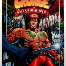 Wildstorm Grunge Saves the World TP GN Wildstorm Near Mint comics 1999