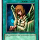Yugioh Graceful Charity (SDP-040) 1st edition near mint card Super Rare Holo