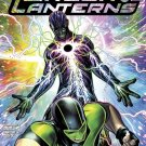 Green Lanterns #30 (2017) Variant Cover DC Universe Rebirth  near mint condition comic