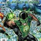 Green Lantern #13 (New 52) near mint condition comic 2012