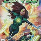 Green Lanterns #6 1st Printing  Variant Cover (2016) DC Universe Rebirth near mint condition comic