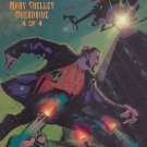 Sabretooth Mary Shelley Overdrive #4 of 4 (2002) near mint condition comic or better