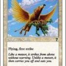MTG Razorfoot Griffin (7th Edition) near mint condition card Common