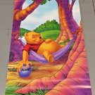 Vintage 1998 Winnie the Pooh Poster (22 x 34 inches) never previously displayed