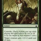 MTG Gather Courage (Ravnica) near mint condition card Common Magic the Gathering