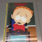 VINTAGE 2000 SOUTH PARK TIMMY POSTER 22 1/2  x 34 1/2  inches (FULL SIZE POSTER)  FREE SHIPPING