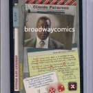 X-Files Claude Peterson  (XF96-0098) Common near mint condition card