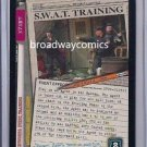 X-Files CCG S.W.A.T. Training SWAT (XF96-0235) Common near mint condition card