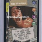 X-Files CCG The Manitou (XF96-00142) Common near mint condition card