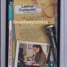X-Files CCG Laptop Computer (XF96-0311) Uncommon near mint condition card