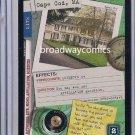 X-Files CCG Cape Cod, MA (XF96-0064) Common near mint condition card