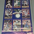 Vintage 1989 American League All Star Poster Starline 23 x 35 inches