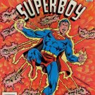 New Adventures of Superboy #36 near mint condition comic (SH1) 1982