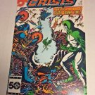 CRISIS ON INFINITE EARTHS #10 DC Comics 1986 near mint condition comic (SH1)