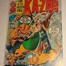 Astonishing Tales #18 (1973) very fine condition comic Marvel Comics sh1