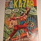 Astonishing Tales #19 (1973) fine /  very fine condition comic Marvel Comics sh1