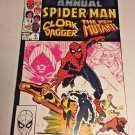 Marvel Team-Up Annual #6 Spider-Man, New Mutants, Cloak and Dagger (1983) nm sh1