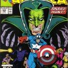 Captain America #382 (1991)  near mint condition comic ga1
