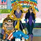 Captain America #388 (1991)  near mint condition comic