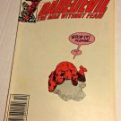 Daredevil #187 (1982) very fine condition or better comic Newsstand Edition sh3