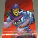 Vintage 2003 Skeletor Poster 24 x 36 inches Masters of the Universe MOTU