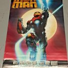 2005 Ultimate Iron Man Poster 24 x 36 inches never prev displayed Unused