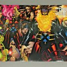 Vintage 1994 Generation X Poster 22 x 34 inches from Marvel Comics