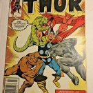 Thor #321 (1982) very fine / near mint condition comic Newsstand edition (sh1)