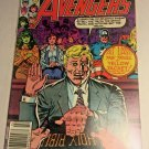 The Avengers #228 (1983) very fine condition comic sh1