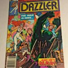 Dazzler #6 (1981) very fine condition comic or better (sh1) Newsstand Edition