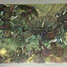Transformers vs versus G.I. Joe Poster 24 x 36 inches (2003)