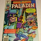 Marvel Premiere #43 (1979) Very Fine condition comic (sh3) featuring Paladin