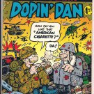 Today's Army with Dopin' Dan Jan (1981) fine condition comic sh3 Bronze Age