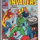 The Invaders #39 (1979) vf condition or better comic sh3 Bronze Age