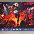 Vintage X-Men 2099 Poster (1994) 34 x 22 inches Never previously displayed