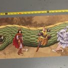 Vintage 2003 Crossgen Way of the Rat Poster 12 x 39 inches brand new condition UNUSED