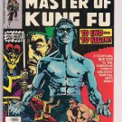 Shang-Chi, Master of Kung Fu #51 (1977) very fine condition or better