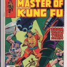 Shang-Chi, Master of Kung Fu #63 (1978) very fine / near mint condition