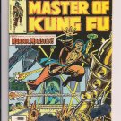 Shang-Chi, Master of Kung Fu #70 (1978) very fine condition or better