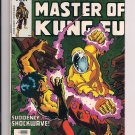 Shang-Chi, Master of Kung Fu #72 (1979) very fine condition or better